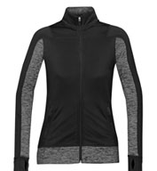 Custom Womens Lotus Full Zip Shell Jacket
