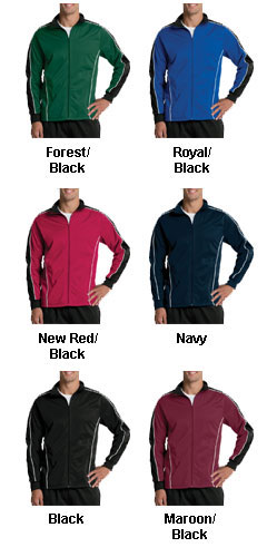 Mens Rev Jacket by Charles River - All Colors