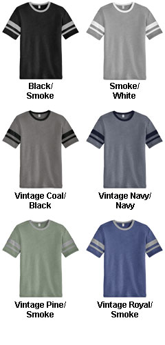 Sideline Vintage 50/50 Tee - All Colors