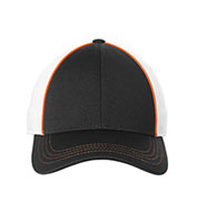 Custom Sport-Tek® Piped Mesh Back Cap