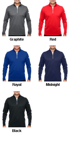 Under Armour Mens Qualifier 1/4 Zip - All Colors