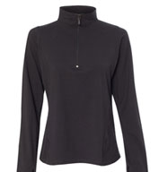 Ladies 1/4 Zip Practice Jacket
