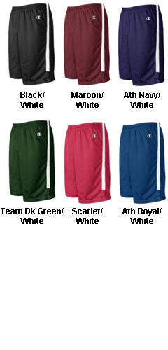Champion Womens Supreme Double Dry� Basketball Short - All Colors