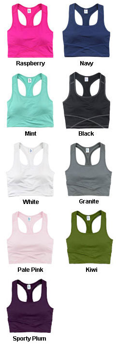 Youth Cropped Middie Tank - All Colors