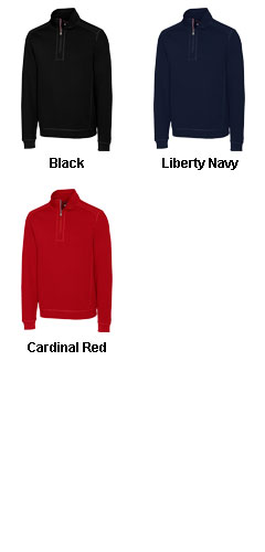 Mens Bayview Half Zip - All Colors