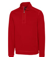 Mens Bayview Half Zip