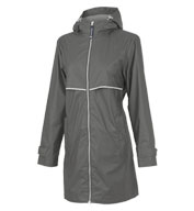 Custom Womens New Englander Raincoat by Charles River Apparel