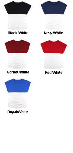 Youth Short Sleeve Pom Pom Tee - All Colors