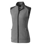 Ladies Cedar Park Full Zip Vest