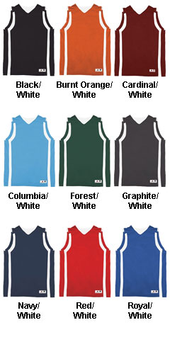 Adult B-Slam Reversible Tank - All Colors