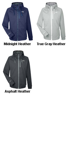 Mens Under Armour Coldgear Infrared Dobson Softshell Jacket - All Colors
