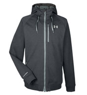 Custom Mens Under Armour Coldgear Infrared Dobson Softshell Jacket