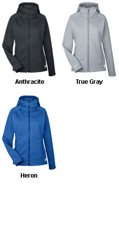 Ladies Under Armour Coldgear Infrared Dobson Softshell Jacket - All Colors