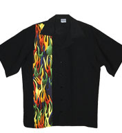 Childrens Dragster Bowling Shirt