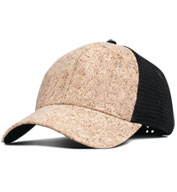 Structured Cork Trucker Cap