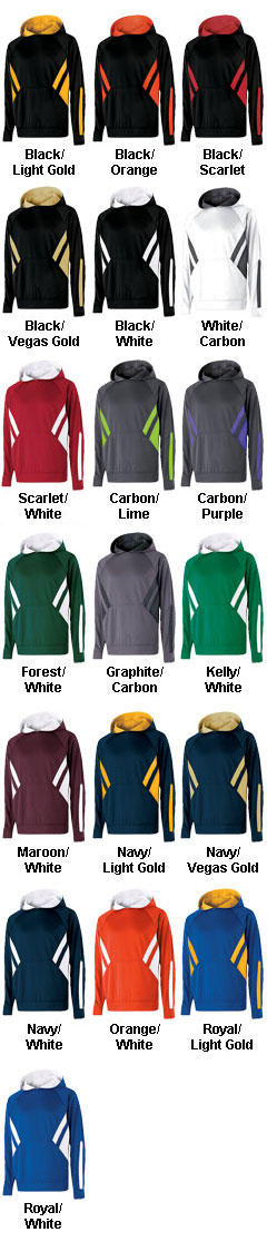 Adult Argon Hoodie - All Colors