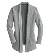 Ladies Interlock Cardigan