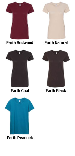 Alternative Womens 40s Organic Cotton T-Shirt - All Colors