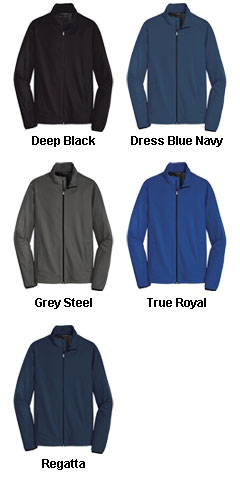Port Authority Mens Active Soft Shell Jacket - All Colors