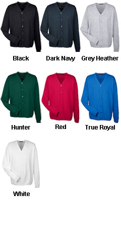 Mens Pilbloc™ V-Neck Cardigan Sweater - All Colors