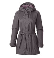 Columbia Womens Pardon My Trench Jacket