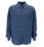 Custom Mens Hudson Denim Shirt