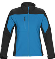 Custom Womens Edge Softshell