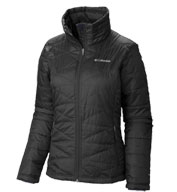 Custom Columbia Womens Mighty Lite III Insulated Jacket