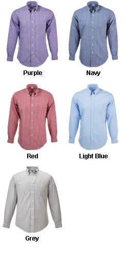 Brooks Brothers Mens Madison Fit Non-Iron Gingham Sport Shirt - All Colors