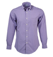 Custom Brooks Brothers Mens Madison Fit Non-Iron Gingham Sport Shirt