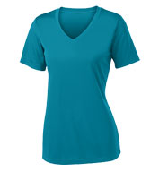 Ladies PosiCharge® Competitor V-Neck Tee