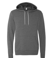 Custom Bella  + Canvas Unisex Hooded Pullover Sweatshirt