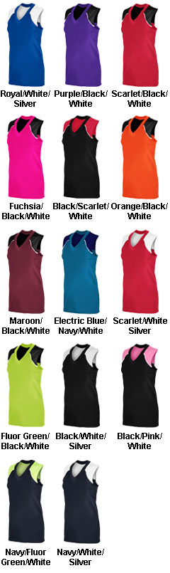 Womens Comebacker Softball Jersey - All Colors
