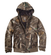 Custom Carhartt Full Swing® Realtree Camo Active Jac