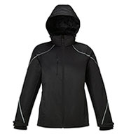 Custom Ladies Angle 3-in-1 Jacket with Fleece Liner