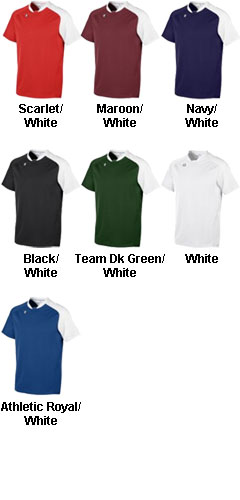 Womens Advantage Soccer Jersey - All Colors