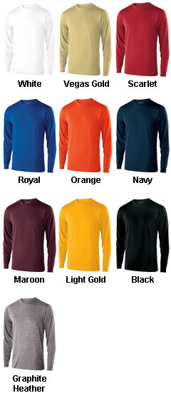 Adult Gauge Shirt Long Sleeve - All Colors