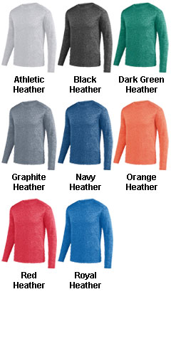 Adult Kinergy Long Sleeve Tee - All Colors
