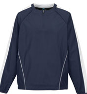 R.B.I Zip Off Sleeve Windshirt