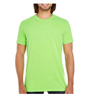 Custom Threadfast Apparel Mens Pigment Dye Short-Sleeve Tee