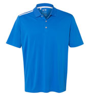 Adidas Climacool 3-Stripes Shoulder Polo
