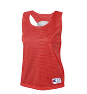 Custom Champion Girls Reversible Pinnie