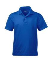 Custom Youth Origin Performance Pique Polo