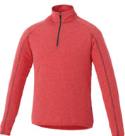 Mens Taza Knit Quarter Zip