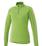 Womens Taza Knit Quarter Zip
