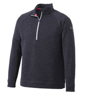 Custom Mens Puma Golf Quarter Zip PWR