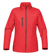 Custom Womens Sirocco Performance Shell Jacket