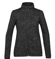 Womens Donegal Full Zip Jacket