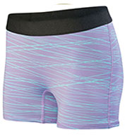 Custom Ladies Hyperform Fitted Short