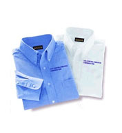 USPS Oxford Long Sleeve Dress Shirt